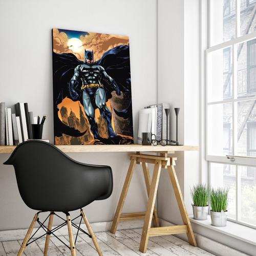 cuadro de batman mod b  60 x 40