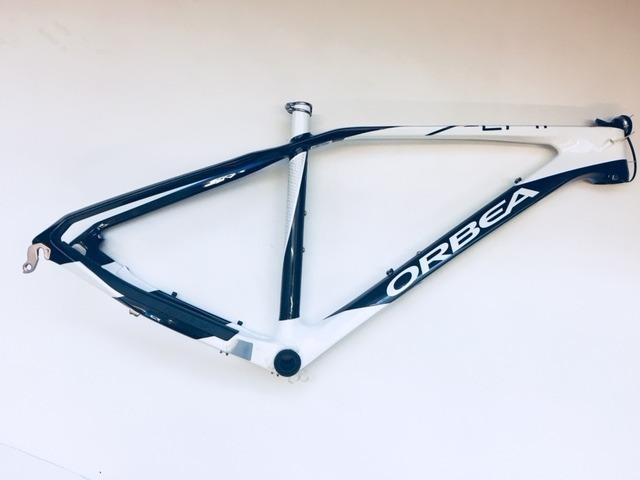 Cuadro De Bicicleta Mtb Orbea Alma Omp Full Carbono 27.5 - $ 64.199 ...
