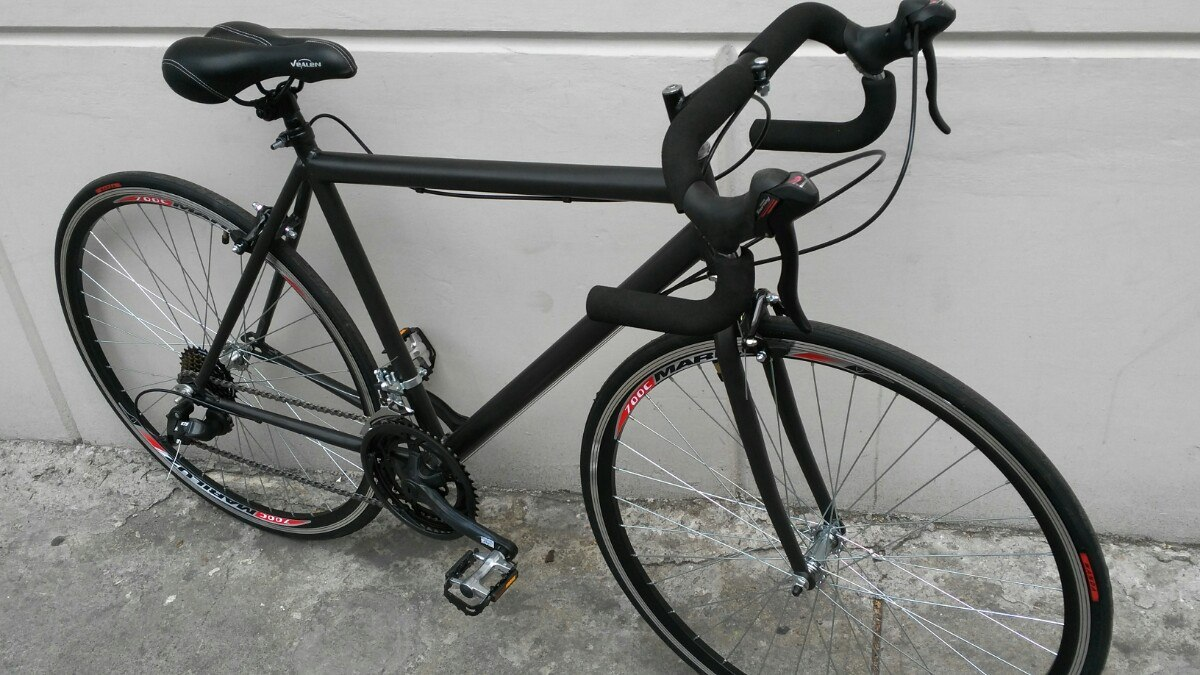 Cuadro De Bicicleta Retro Montaña Carrera Fixie Ruta Cross ...
