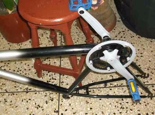 cuadro de bicicleta rin 26 de hierro nuevo
