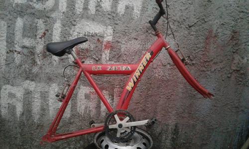 cuadro de bicicleta winner z