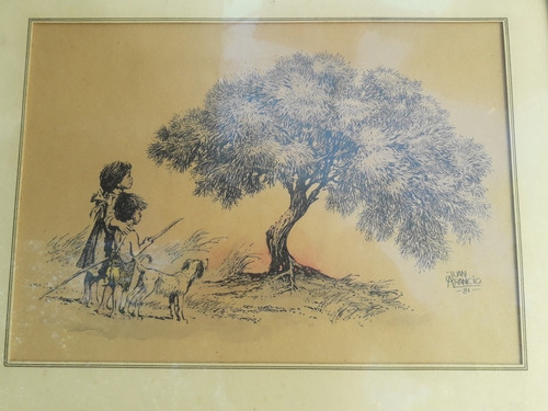 cuadro de del pintor juan arancio