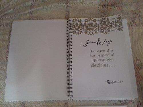 cuadro de huellas y libro de firmas deja tu huella