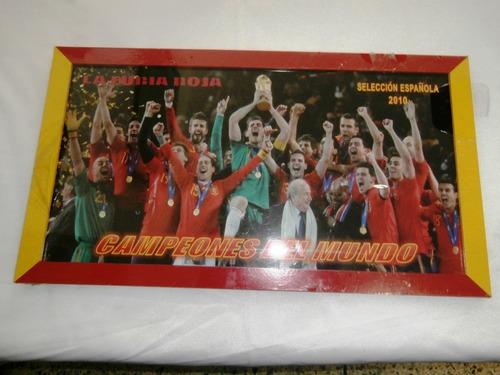 cuadro de la selección española.