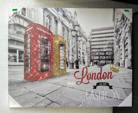 Cuadros Grandes De Ikea.Cuadro Grande Decorativo De Londres Original Ikea En Mercado Libre