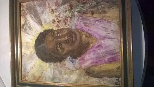 cuadro de mulata
