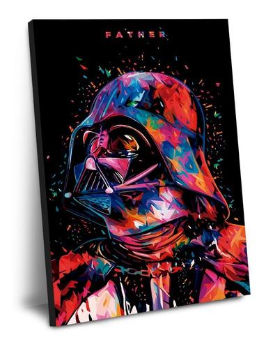 cuadro de star wars mod c 60 x 40