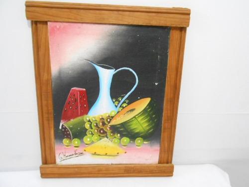 cuadro decorativo bodegón