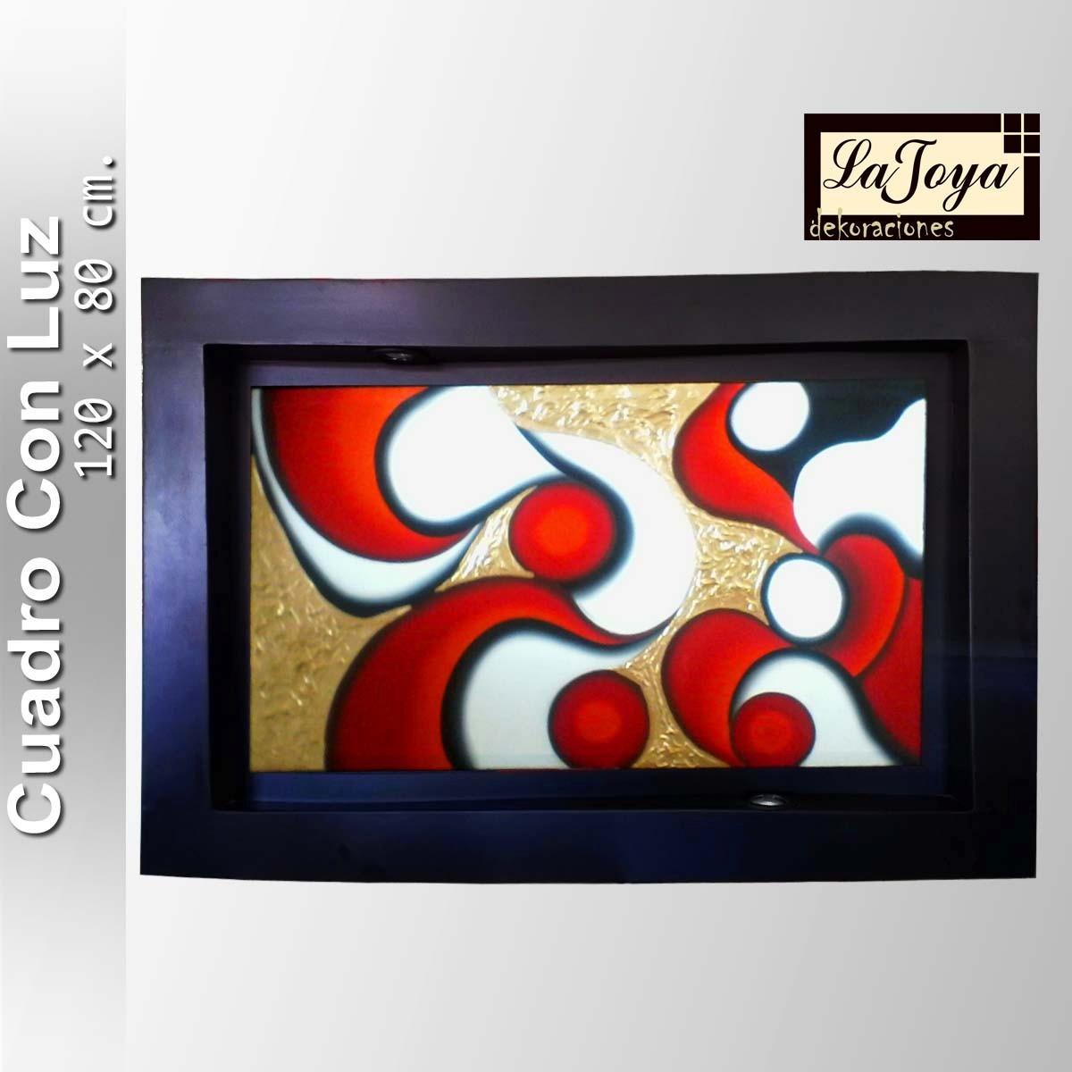 Cuadro para sala cuadro decorativo pintura al leo for Imagenes de cuadros abstractos geometricos