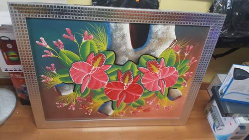 cuadro decorativo hermoso medida 30x40 original