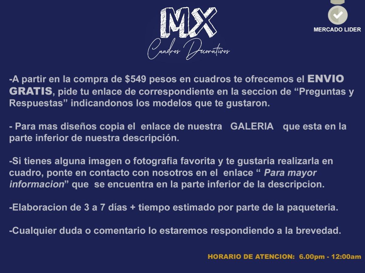 b03a788382 Cuadro Decorativo Perrito Chihuahua Lentes X007 - $ 150.00 en ...