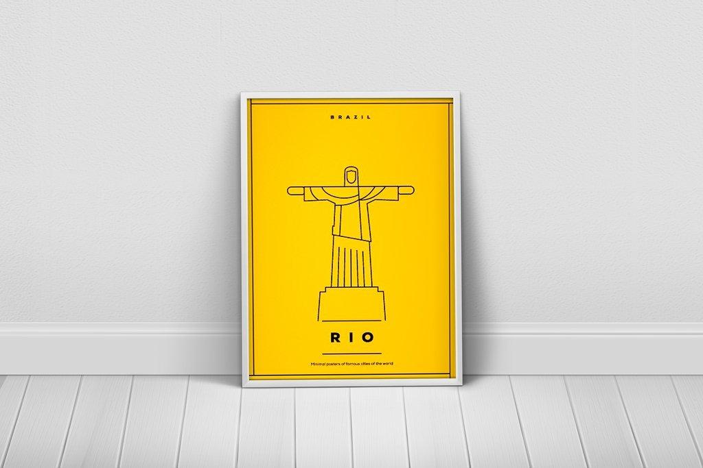 Vistoso Cartel Blanco Marco De 20x30 Friso - Ideas de Arte Enmarcado ...