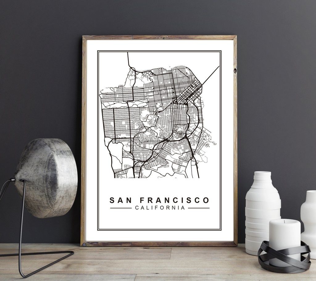 Increíble Marcos De Cuadros De San Francisco Imagen - Ideas de Arte ...