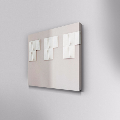 cuadro decorativo square en canvas 30x30 cm