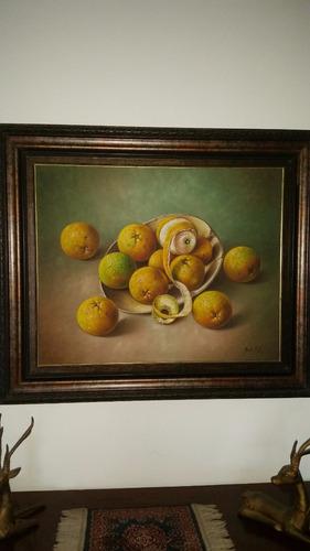 cuadro del pintor dominicano martín colon 2004