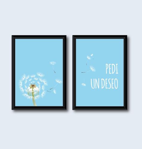 cuadro deseo (30x40cm)
