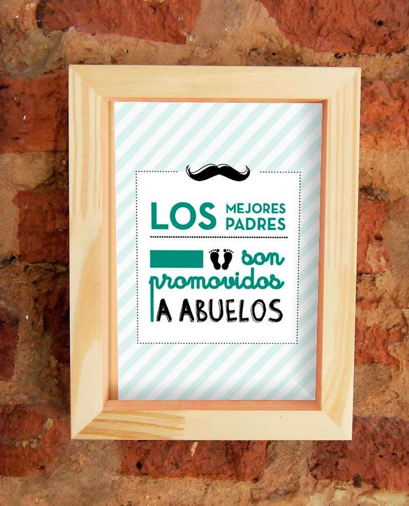Vistoso Abuelos Marco De Fotos Elaboración - Ideas Personalizadas de ...