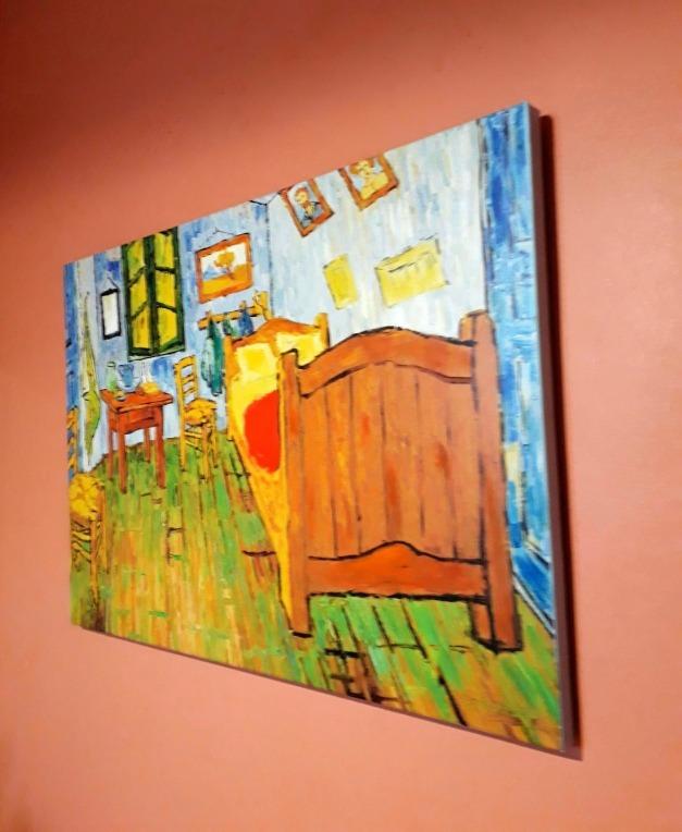 Cuadro El Cuarto De Arles Y Otras Obras Van Gogh 50x70