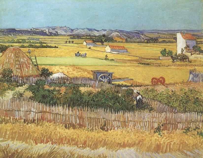 Cuadro El Cuarto De Arles Y Otras Obras Van Gogh 50x70 - $ 2.590,00 ...