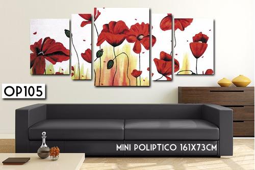 cuadro flores decoracion