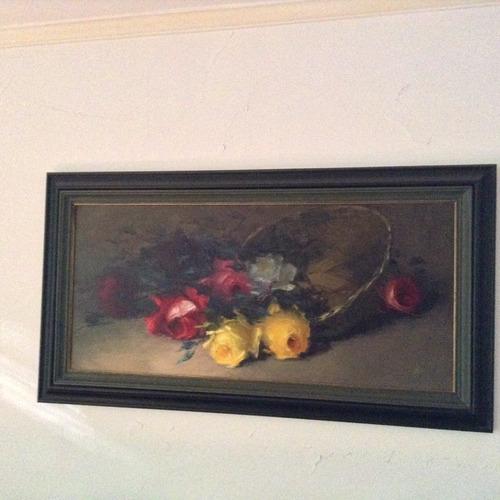 cuadro frutas diseño clásico