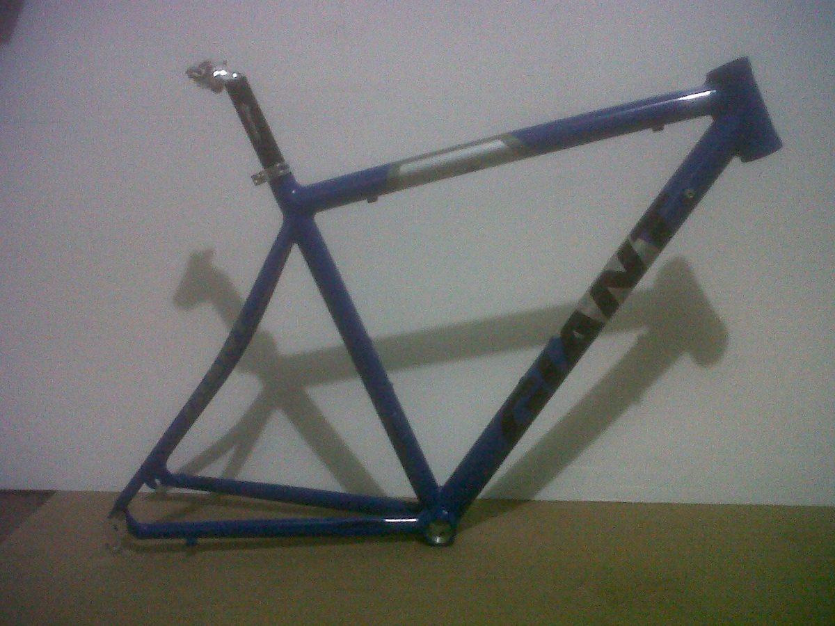 Cuadro Giant Bicicleta Aluminio Carrera Ruta Fixie Rod 28 - $ 1.900 ...