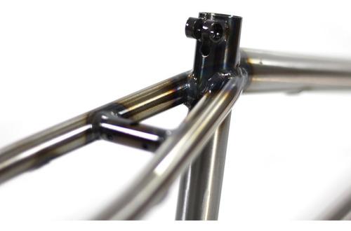 cuadro glint raw expert ideal para bmx linea pro!