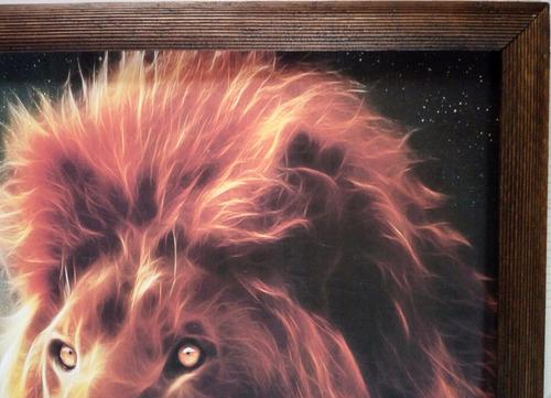 cuadro grande leon lito