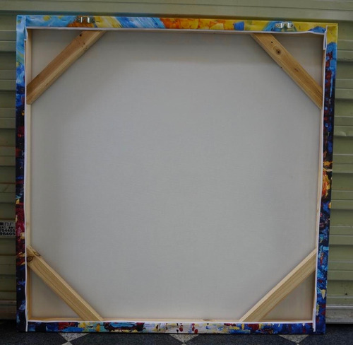 cuadro jirafa cuadro decorativo moderno 80x80