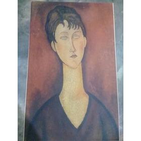 Cuadro Litografía Modigliani