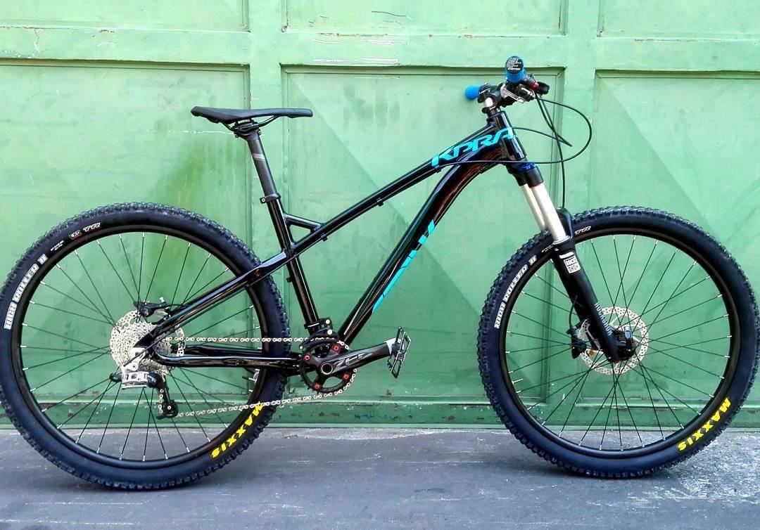 Cuadro Marco Bicicleta Kpra Enduro 27.5 + Juego Direccion ...