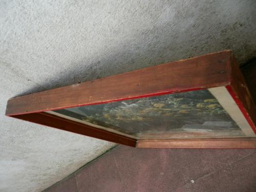 cuadro marco, decoración.