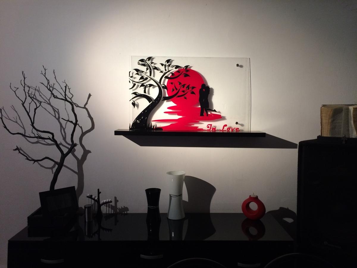 Cuadro minimalista in love arte dise o hogar casa oficina for App decoracion hogar