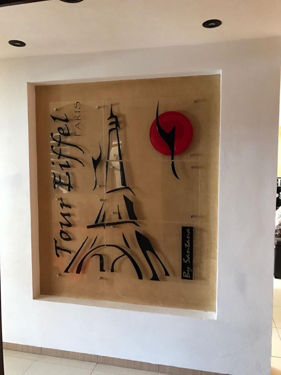 Cuadro minimalista torre eiffel francia dise o decoracion for Cuadros para comedor minimalista