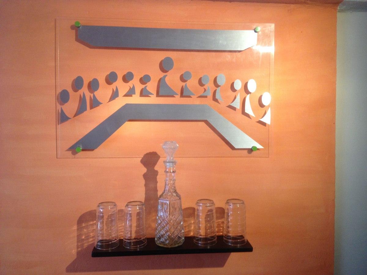 cuadro minimalista  u00daltima cena arte dise u00f1o moderno hogar