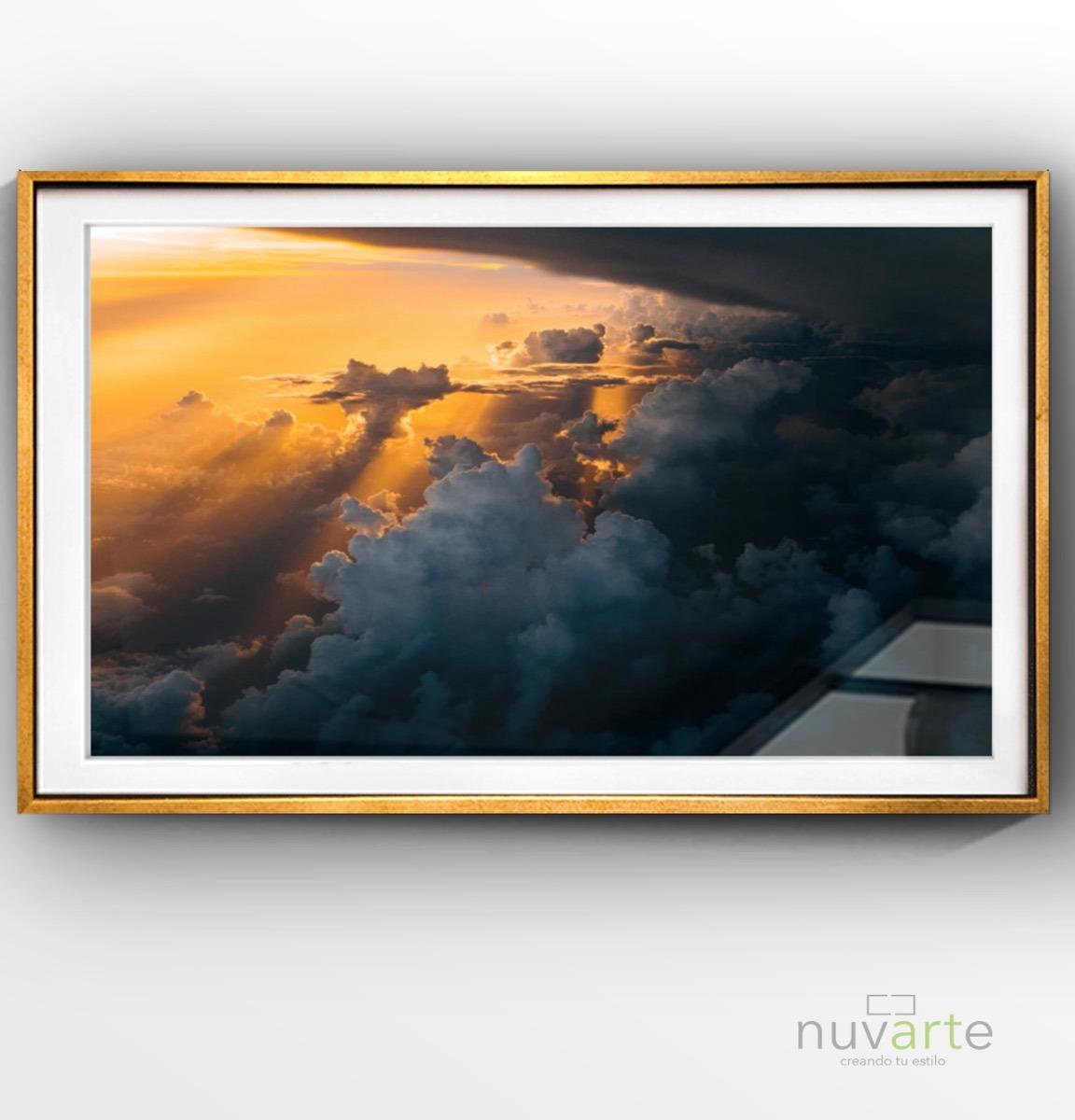 Cuadro Moderno, Fotografía Enmarcada, Good Vs Evil - $ 1,909.00 en ...