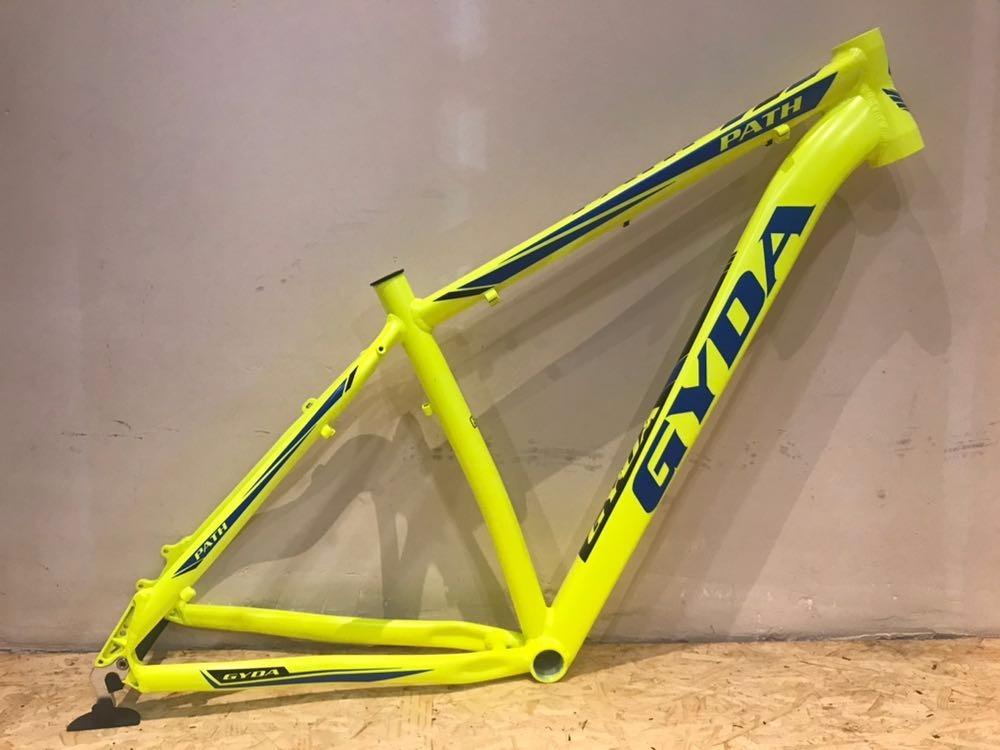 Cuadro Mtb R29 - Aluminio - Disco - Rodado 29 - Bicicleta - $ 2.500 ...