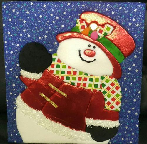 cuadro navideño (navidad)