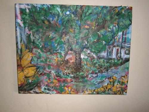 cuadro paisajista decorativo realista