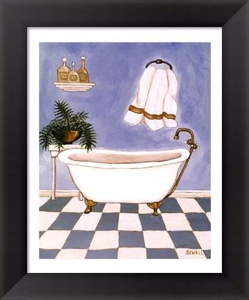 cuadro para baño 28.9 x 34.6 cms f194765-1