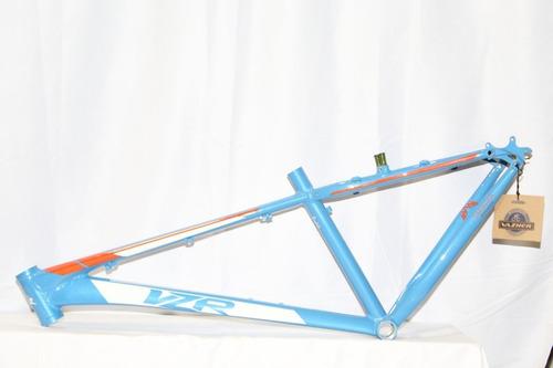 cuadro para bicicleta mtb r29 t19 vzr tapalpa