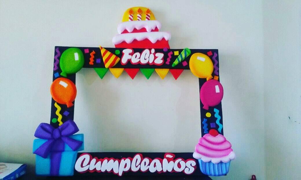 Hermosa Marcos Para Cuadros Cumpleaños Imagen - Ideas Personalizadas ...
