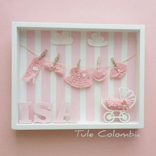 cuadro personalizable para bebe -decoración para habitación