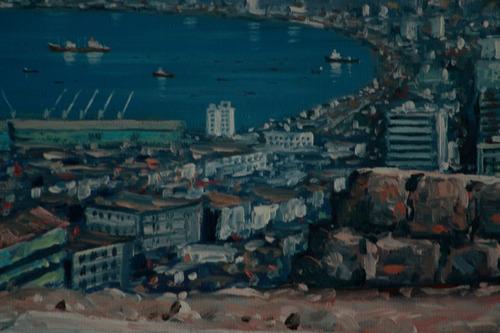 cuadro pintor chileno gabriel escalante