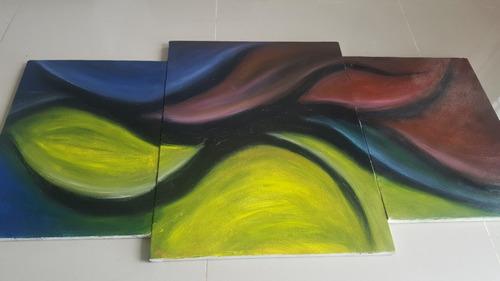 cuadro pintura en óleo