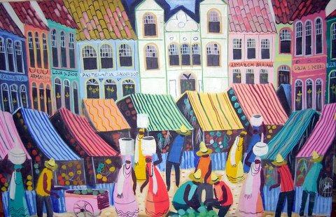 cuadro precioso mercado bahia