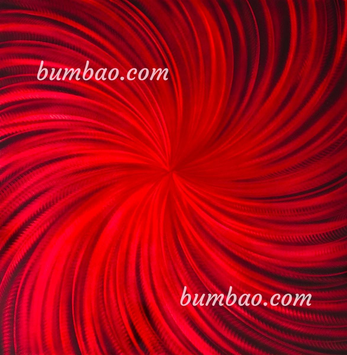 Cuadro Rojo Moderno Cuadro En Metal Tonos Rojos -   4 a5f95545f6a0