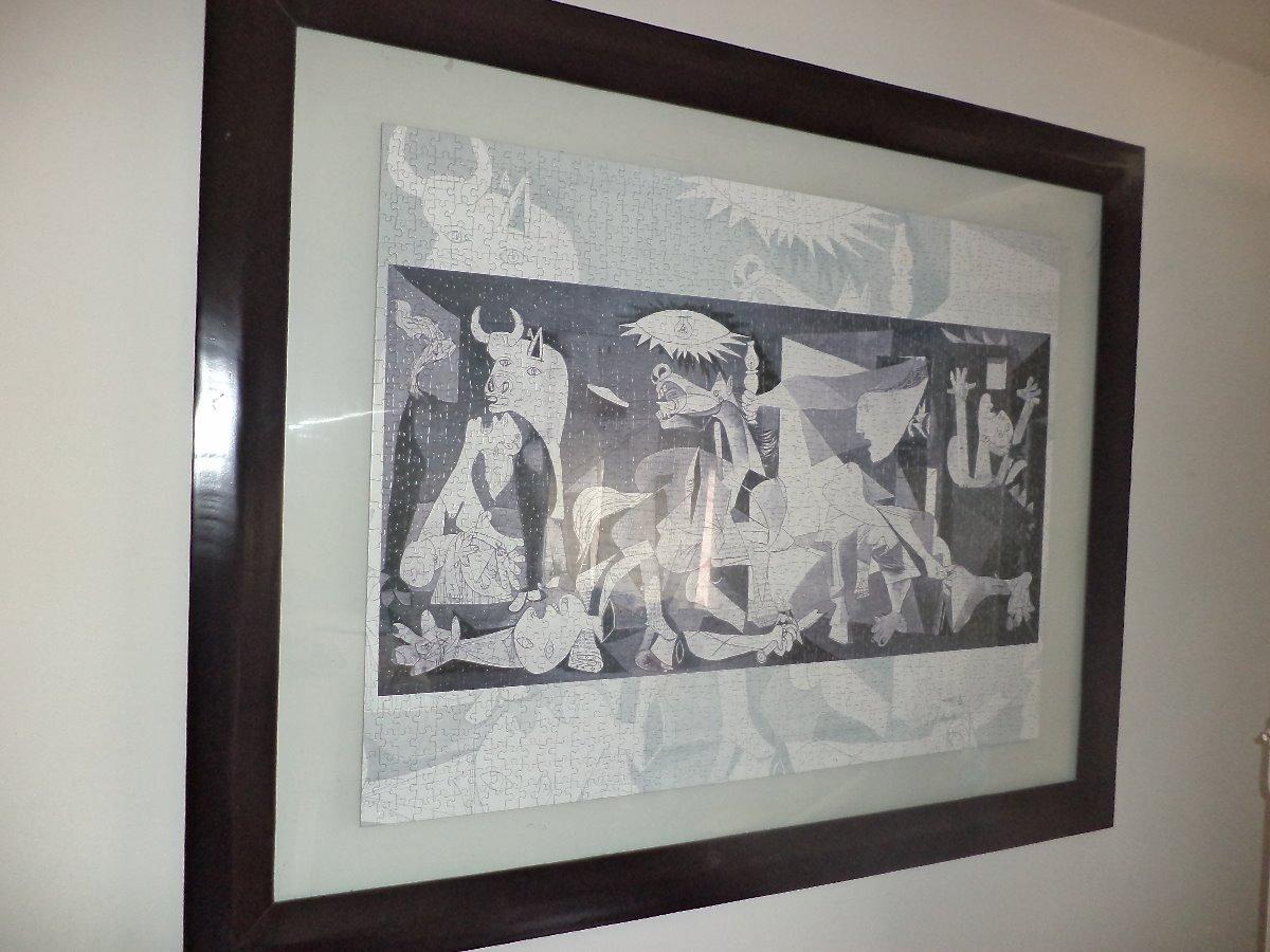 Cuadro Rompecabezas Guernica