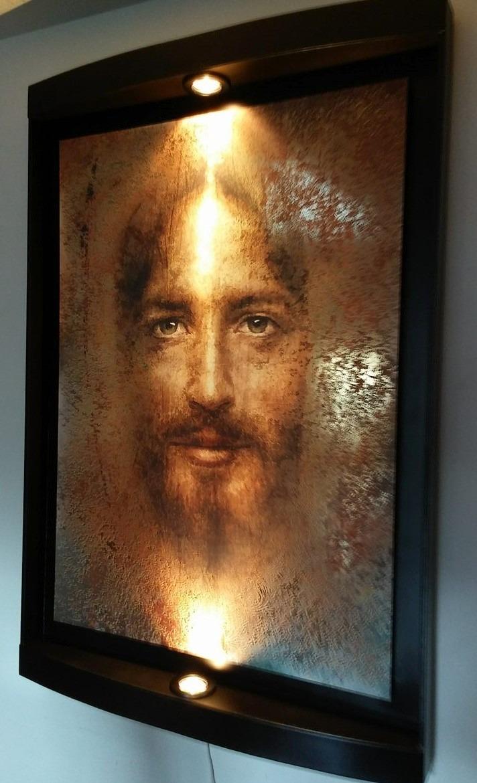 Dorable Cuadro Con La Imagen De Jesús Composición - Ideas ...