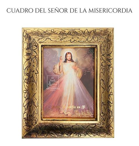 cuadro señor de la misericordia 31x26 cm